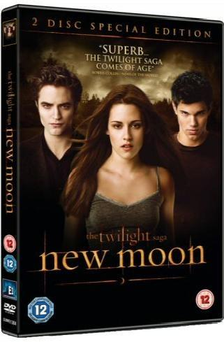 newmoon dvd Robert Pattinson & Kristen Stewart: Gruß an die New Moon Fans!