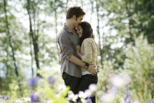 Robert Pattinson Kristen Stewart Eclipse 10