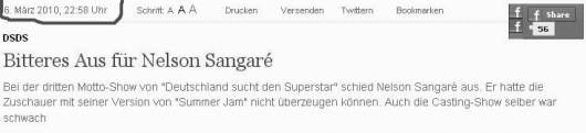 Nelson-Sangare-DSDS-raus