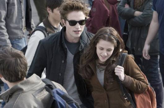 Robert Pattinson Sonnenbrille Twilight Robert Pattinson klaute Edwards Klamotten am Twilight Set