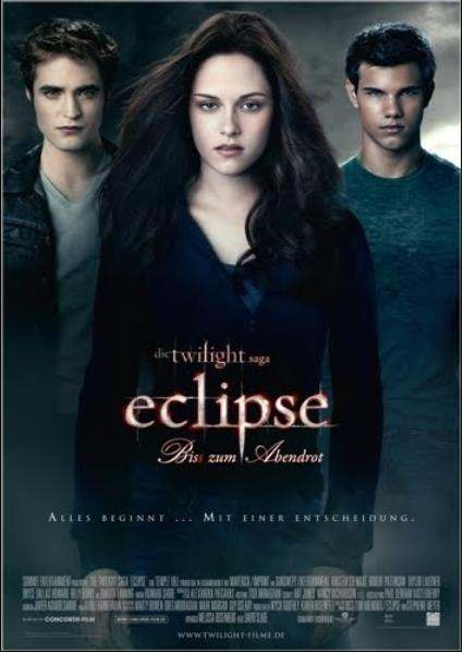 Twilight-Eclipse-Deutsch-Poster