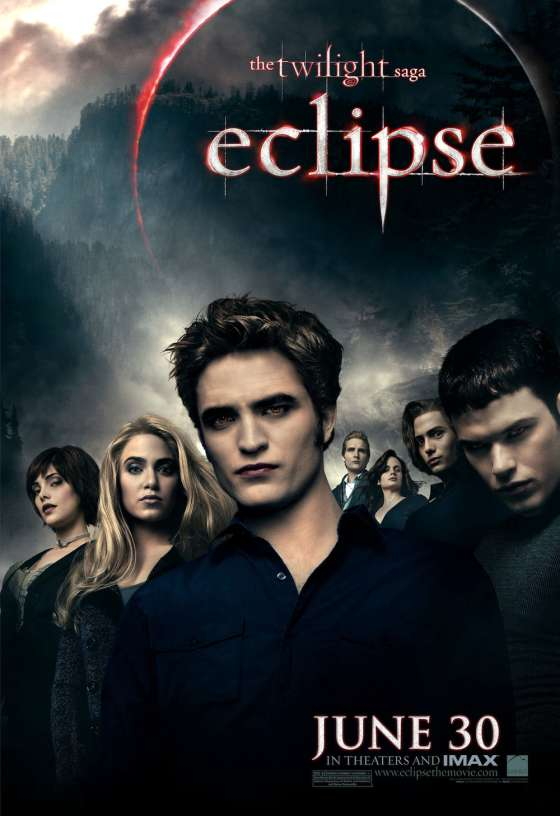 Cullens-Eclipse-Poster