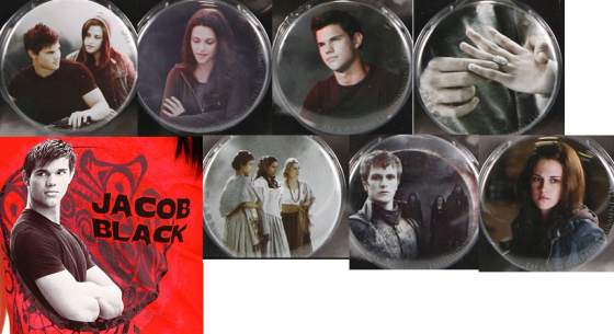 twilight eclipse buttons
