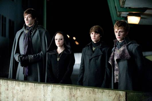 twilight eclipse volturi preview
