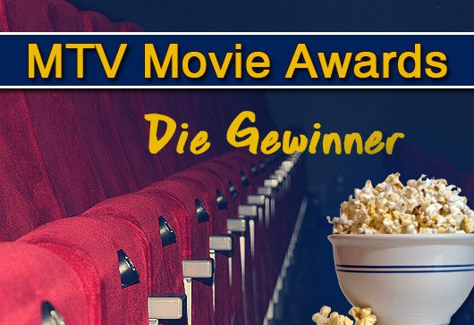 MTV-Movie-Awards-Gewinner