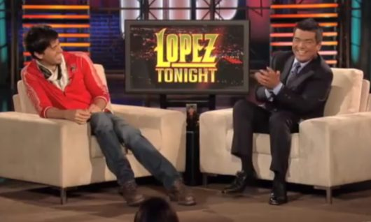 Enrique Iglesias Lopez Tonight Enrique Iglesias: Interview bei Lopez Tonight!