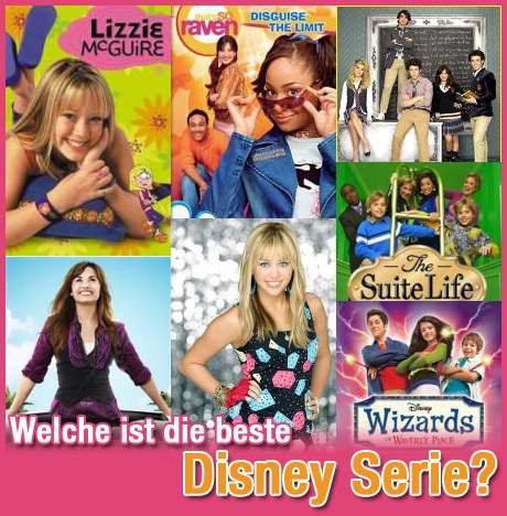 hannah montana jonas co welche ist die beste disney. Black Bedroom Furniture Sets. Home Design Ideas