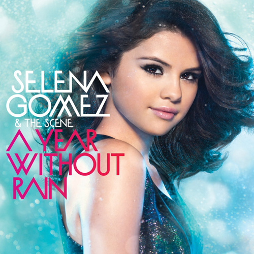 selena gomez a year without rain cover