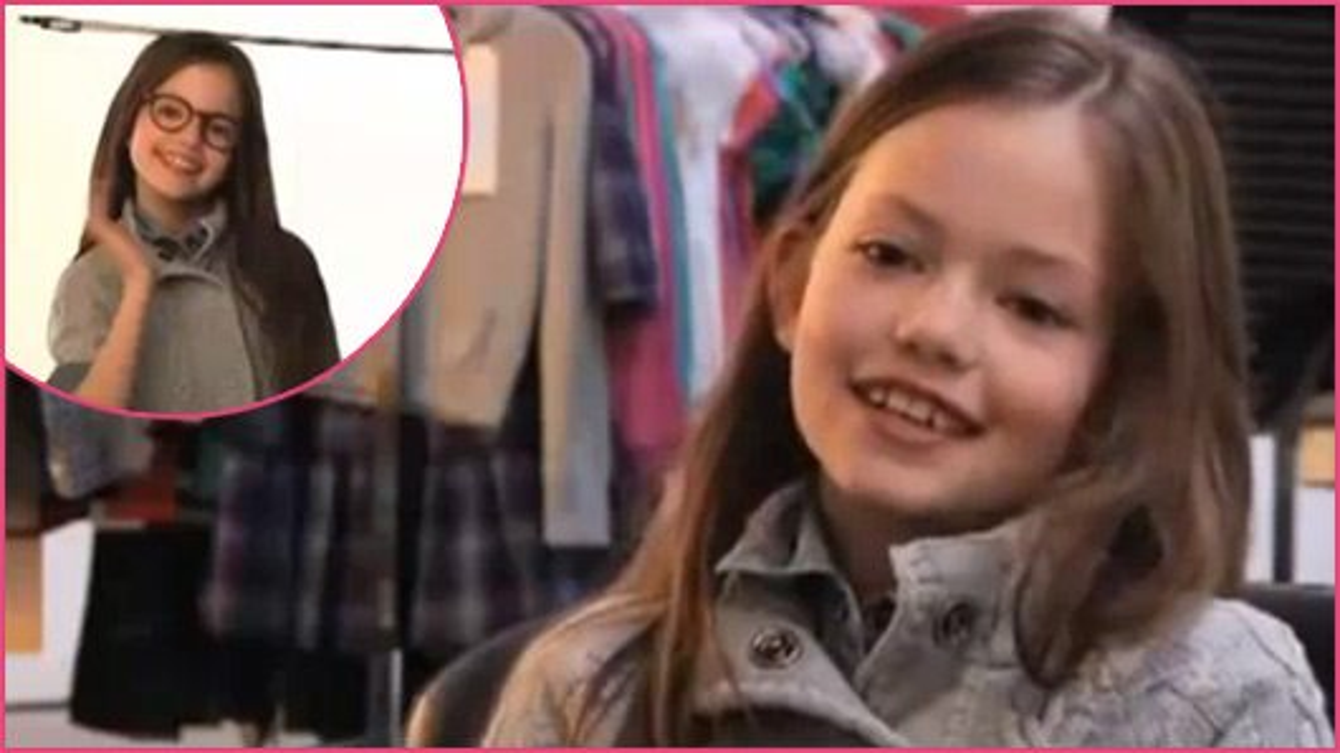 Mackenzie Foy Renesmee GAP Interview