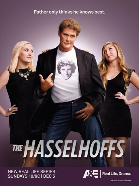 The Hasselhoffs David Hasselhoff als singender Rettungsschwimmer bei Dancing With The Stars!