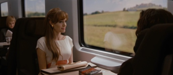 The Tourist Clip1 Angelina Jolie und Johnny Depp in neuem The Tourist Clip!