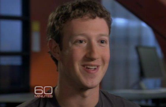 Mark Zuckerberg 60 Minutes Mark Zuckerberg: Facebook Gründer im 60 Minutes Interview (Preview)