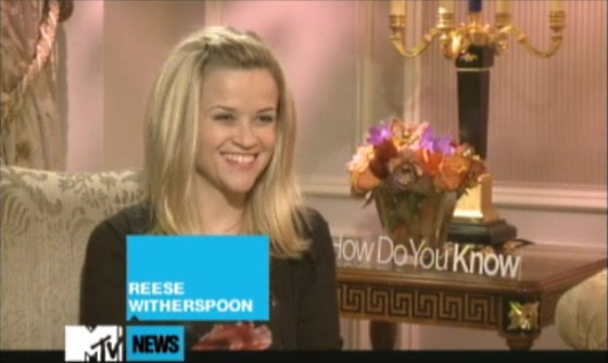 Reese Witherspoon Pattinson MTV