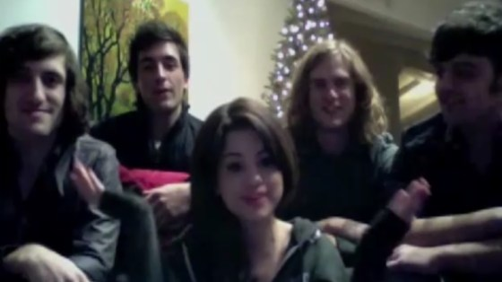 Selena-Gomez-Weihnachten-2010