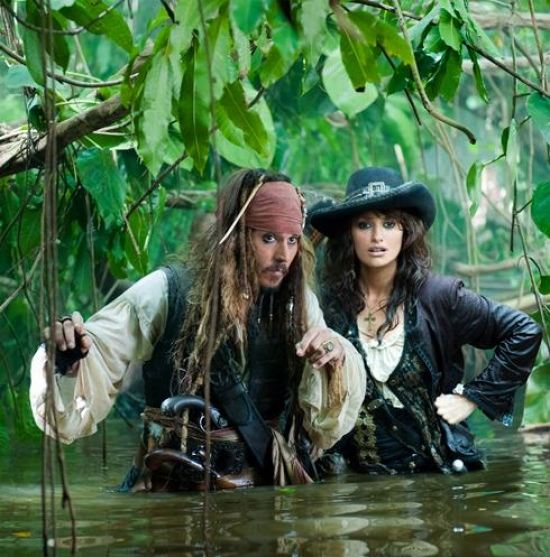 johnny depp fluch karibik 4 2 Fluch der Karibik 4: Neuer Sneak Peek mit Johnny Depp und Penelope Cruz!