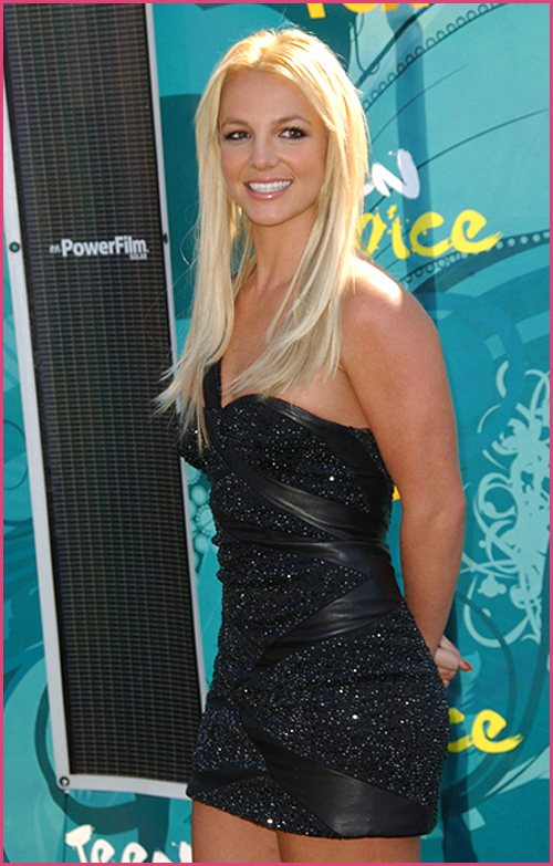 Britney Spears TCA 2009