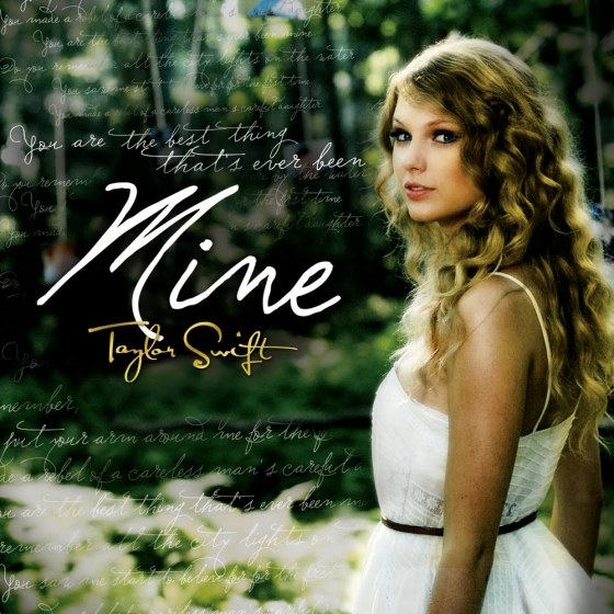 Taylor Swift Promo Mine