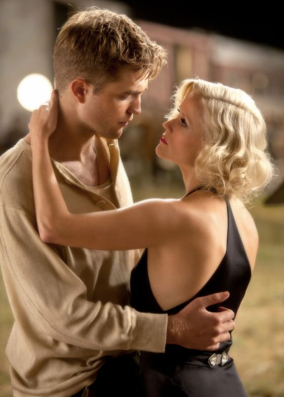 Water For Elephants Rob Pattinson 560