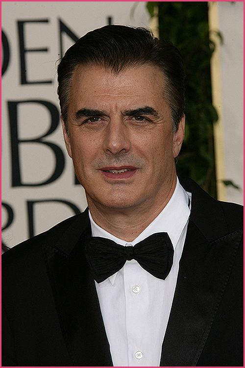 chris noth golden globes 2011