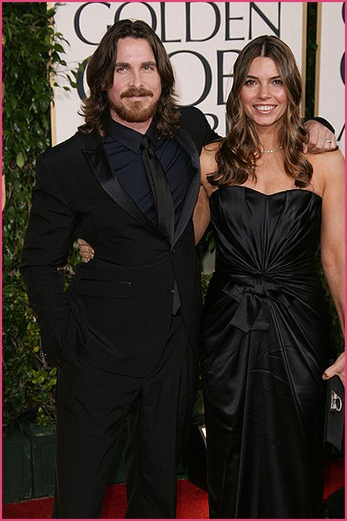 Christian Bale Golden Globes 2011