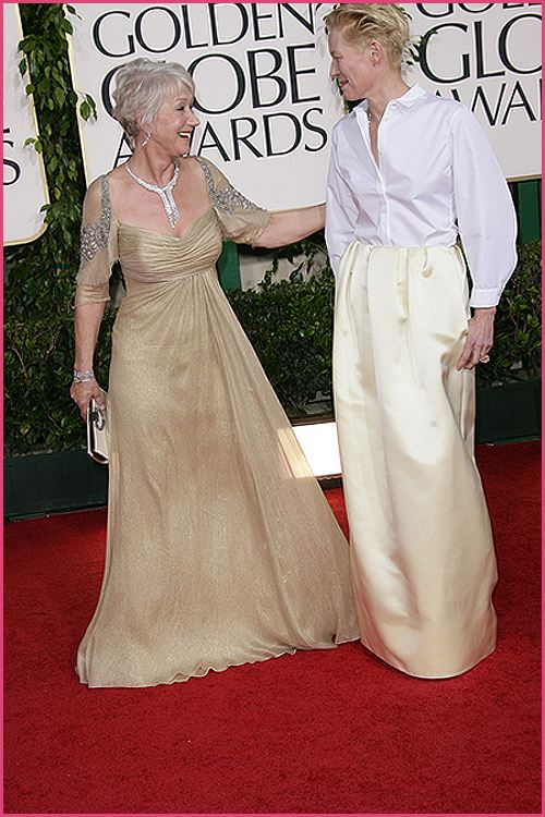 helen mirren golden globes 2011