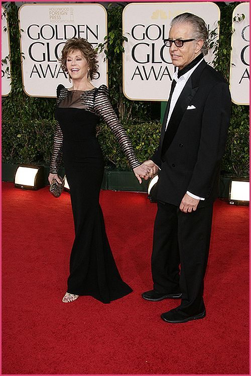 jane fonda golden globes 2011