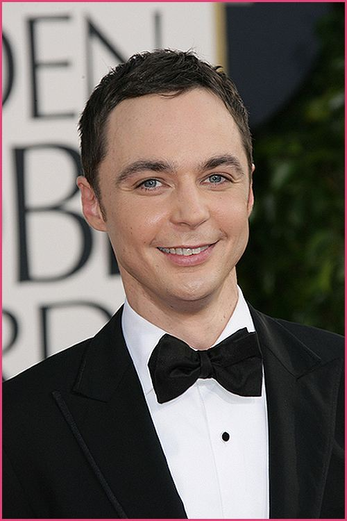 jim parsons golden globes 2011