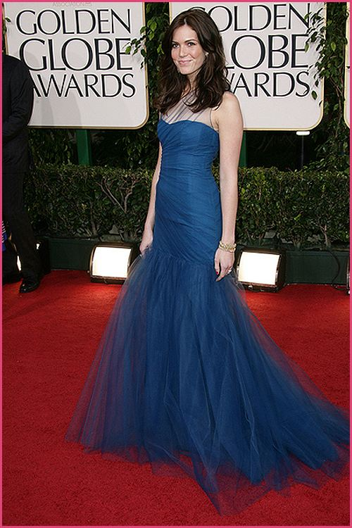 Mandy Moore Golden Globes 2011