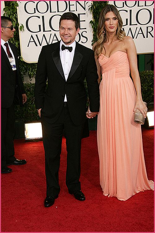 mark wahlberg golden globes 2011