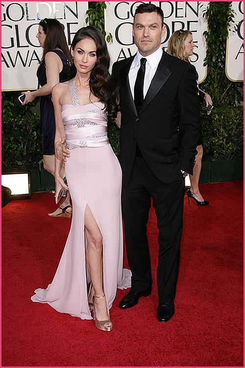 megan fox golden globes 2011 Golden Globes 2011: Welches Kleid war am schönsten?
