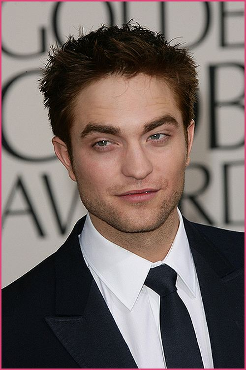 Robert Pattinson Golden Globes 2011-2