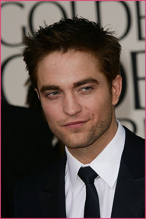 Robert Pattinson Golden Globes 2011-4