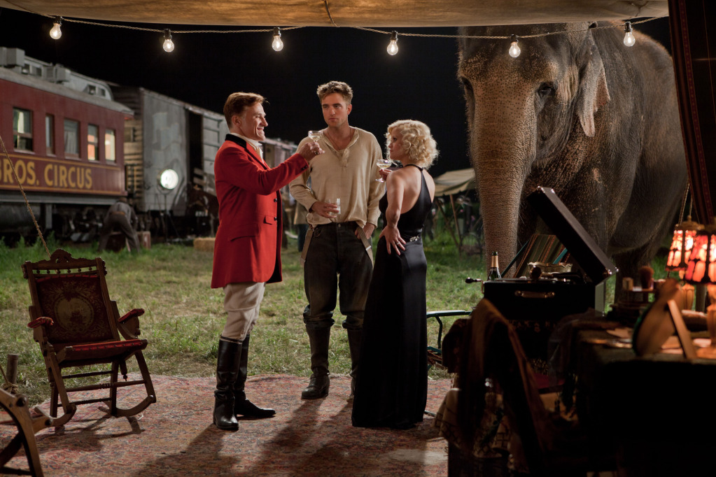 water for elephants promo hq4