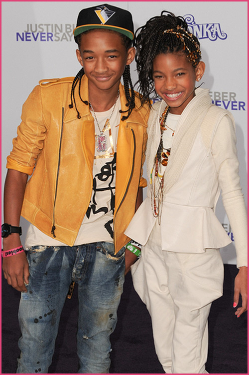 Jaden Willow Smith Never Say Never