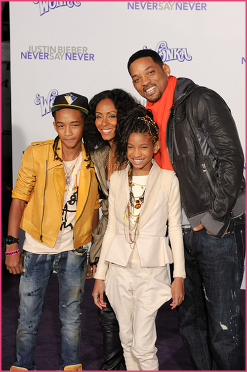 Jaden Willow Will Smith Never Say Never