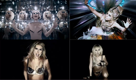 Lady Gaga Born This Way Vieo Lady Gaga   Born This Way Videopremiere!