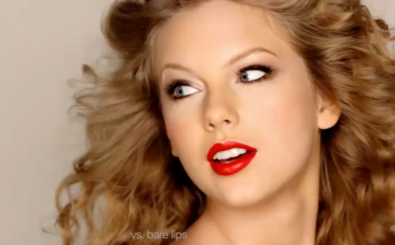 Taylor Swift Covergirl new