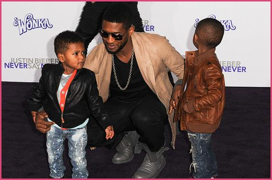 Usher-Kids-Never-Say-Never