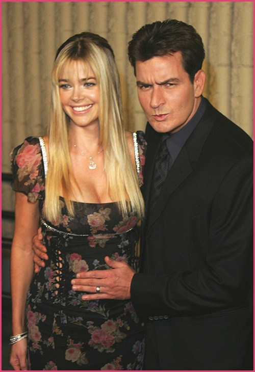 Charlie-Sheen-Denise-Richards