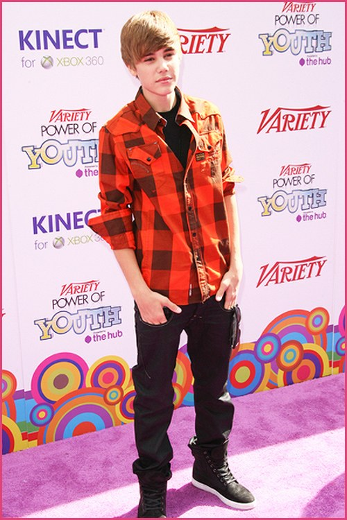 Justin Bieber Youth Event