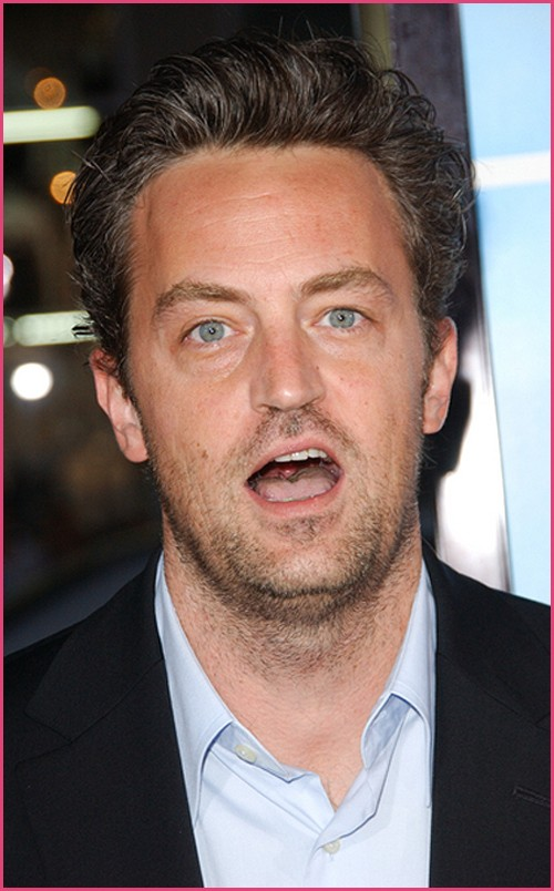 Matthew Perry 2009
