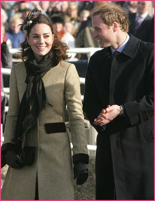Prinz William Kate Middleton 2011