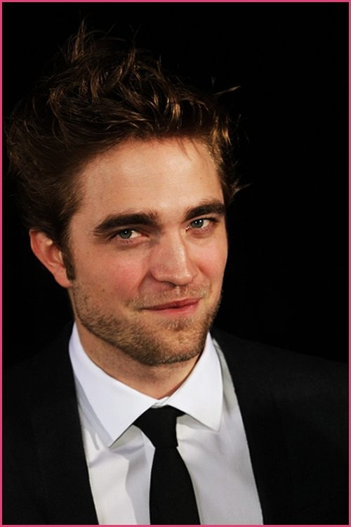 Robert Pattinson New Moon Premiere 2009