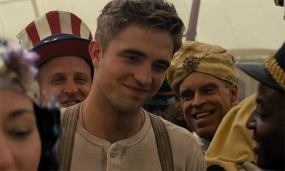 Robert Pattinson WFE Trailer Zirkus