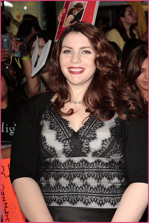 Stephenie Meyer Twilight Premiere