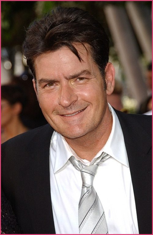 Charlie Sheen Emmy 2009
