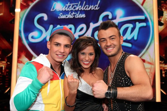 DSDS Top 3 2011