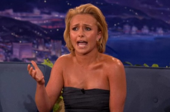 Hayden-Panettiere-Conan-Scream-2011