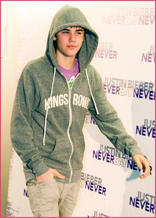 Justin Bieber Madrid April 2011