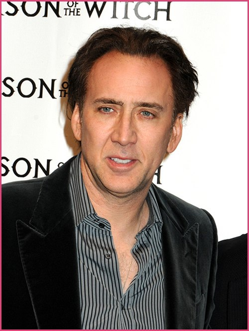 Nicolas Cage Witch 2011